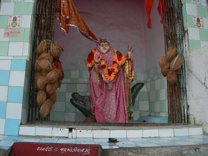 древний Джунагадх - Junagadh (Gujarat). 55452