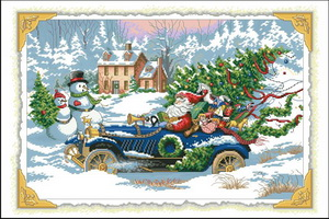 Dimensions 08707 Roadster Santa (300x200, 41Kb)