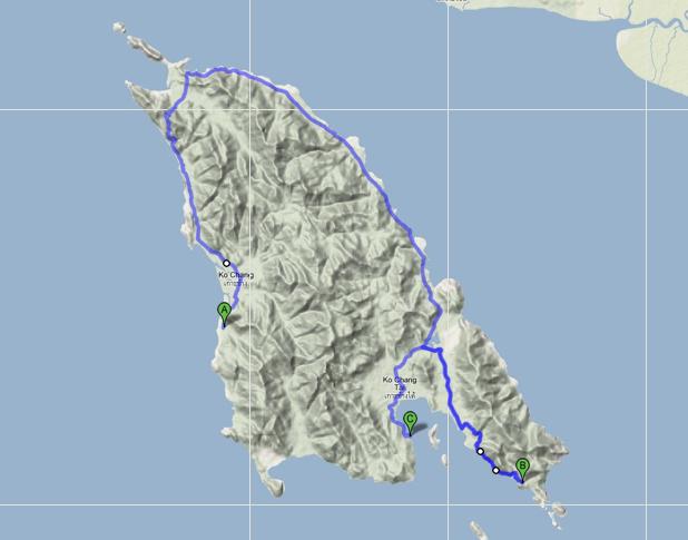 остров Чанг, Таиланд (618x485, 191Kb)