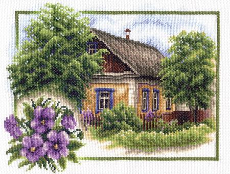 ПС-322 «Лето в деревне» (450x342, 89Kb)