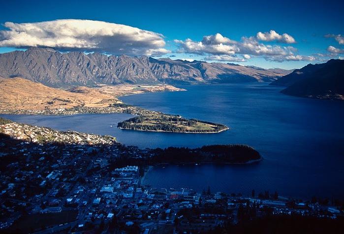 На Новой Зеландии 81531