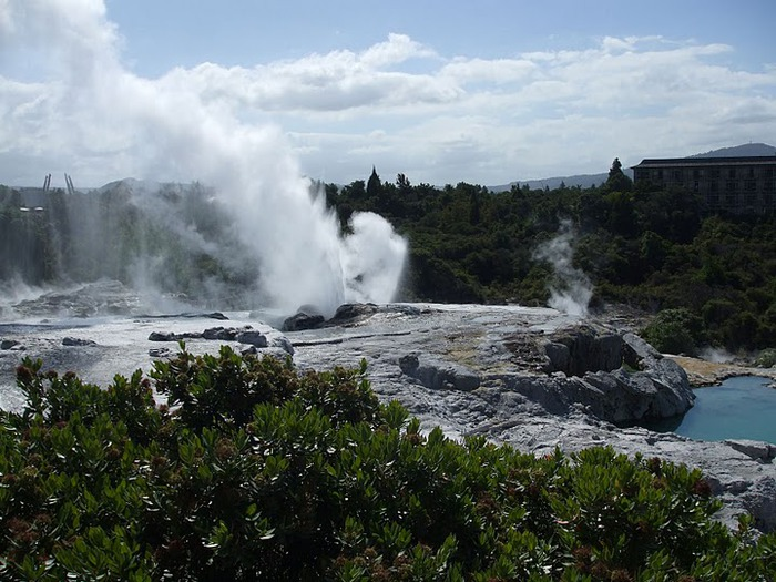 На Новой Зеландии 64868