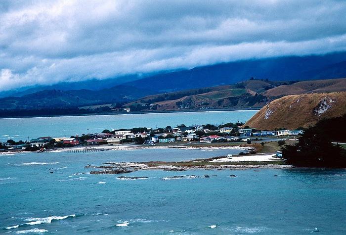 На Новой Зеландии 55702