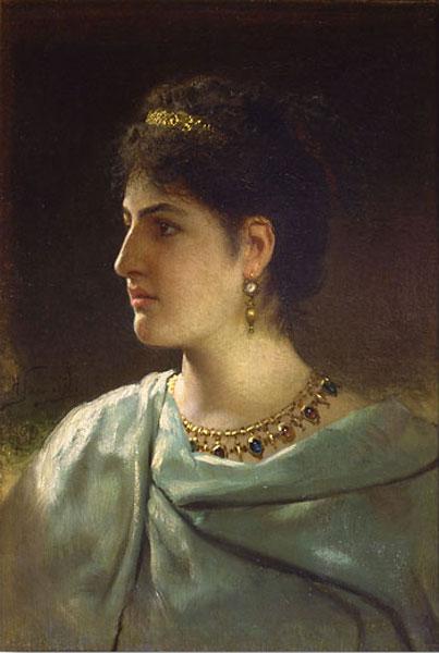 Портрет римлянки 1890 (403x600, 40Kb)