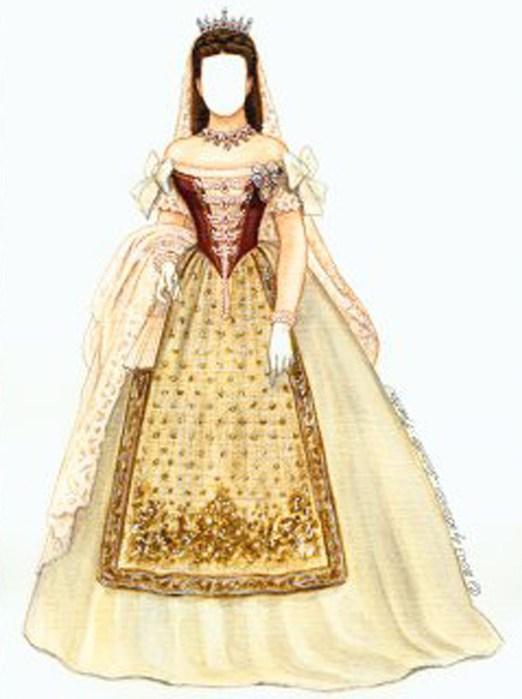 Плаття для ляльок