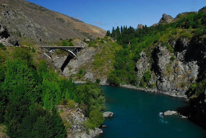На Новой Зеландии 95539
