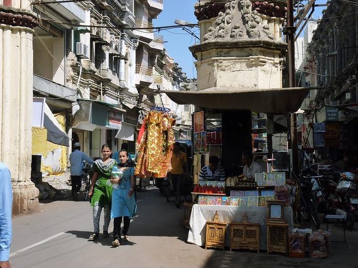 древний Джунагадх - Junagadh (Gujarat). 81699