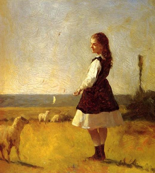 2010239_Eastman_Johnson_Feeding_the_Lamb_ca_1875 (520x579, 262Kb)