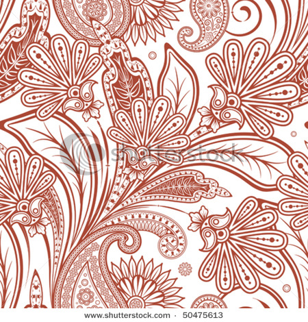 stock-vector-seamless-pattern-50475613 (450x470, 189Kb)