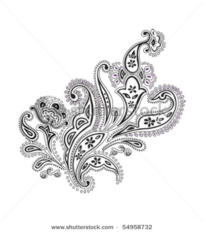 stock-vector-paisley-floral-design-54958732 (413x470, 45Kb)