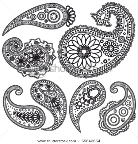 stock-vector-eps-vintage-paisley-patterns-for-design-55642654 (450x470, 98Kb)