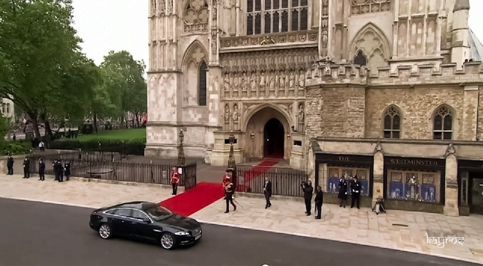 Royal Wedding - Kate Middleton and Prince William 2