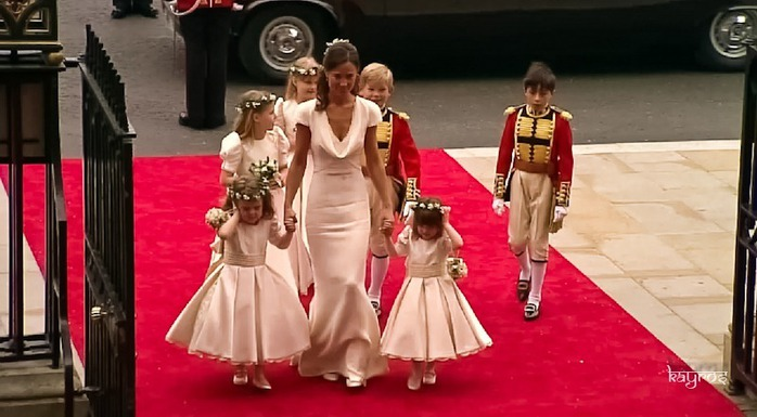 Royal Wedding - Kate Middleton and Prince William 7
