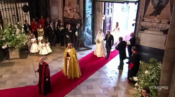Royal Wedding - Kate Middleton and Prince William 9