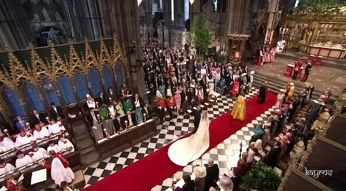 Royal Wedding - Kate Middleton and Prince William 15