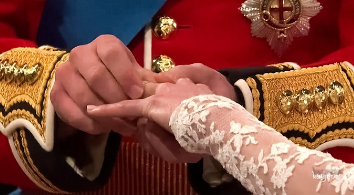 Royal Wedding - Kate Middleton and Prince William 27