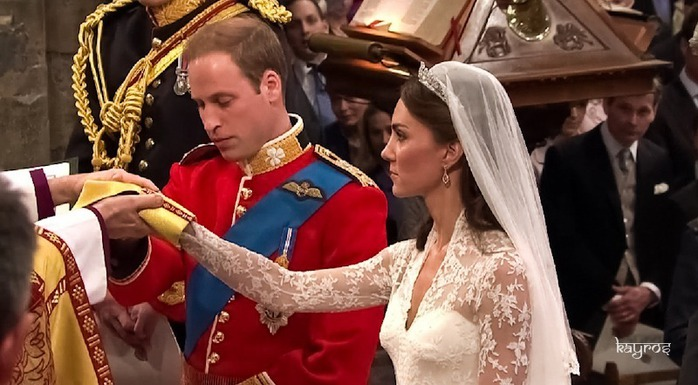 Royal Wedding - Kate Middleton and Prince William 29