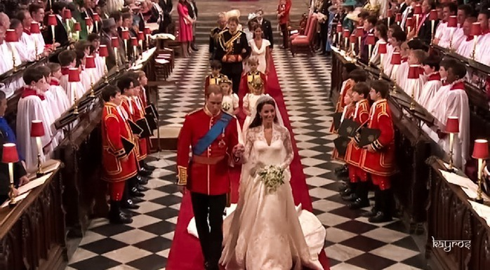 Royal Wedding - Kate Middleton and Prince William 37