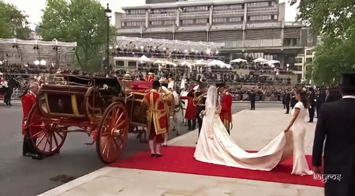 Royal Wedding - Kate Middleton and Prince William 40