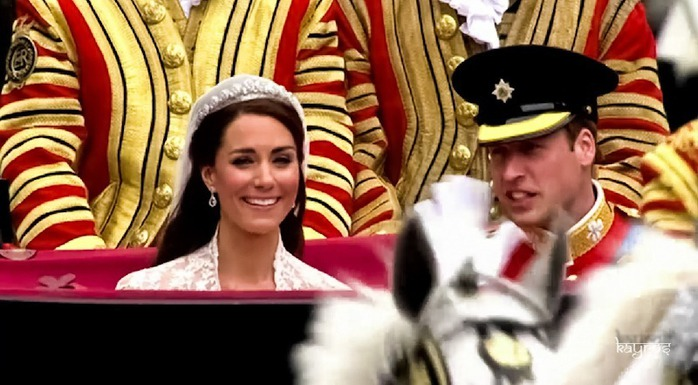 Royal Wedding - Kate Middleton and Prince William 42