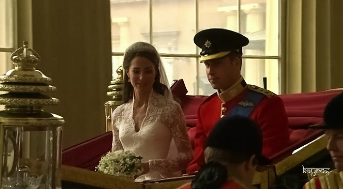 Royal Wedding - Kate Middleton and Prince William 46