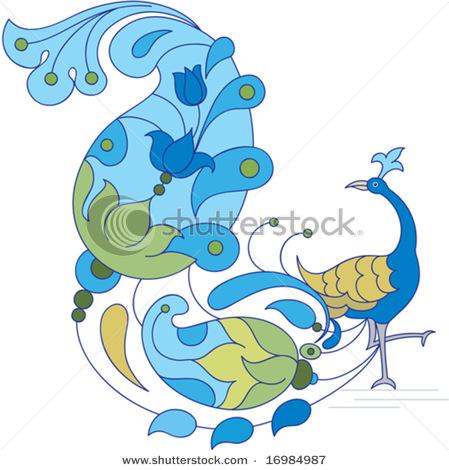 stock-vector-peacock-artistic-hand-drawn-ornamental-design-16984987 (1) (449x470, 79Kb)