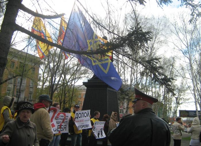 Русское движение Алтая готовит Всероссийский референдум о возрождении