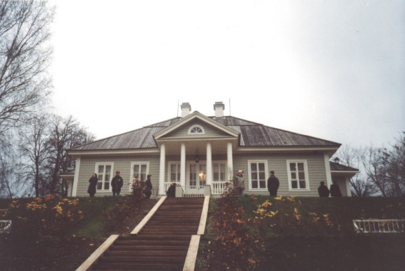 Дома в михайловске фото