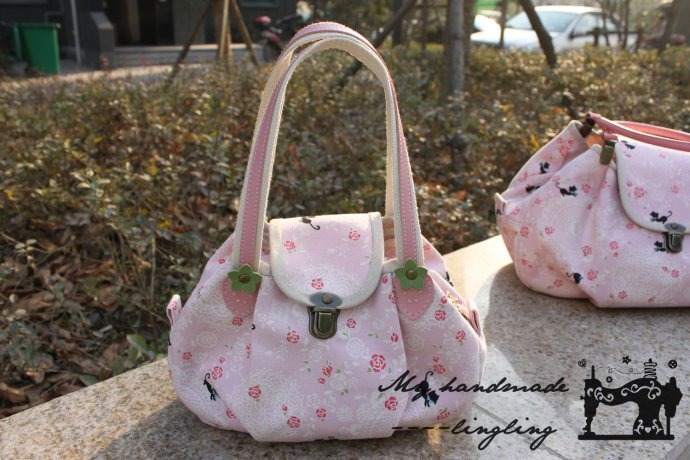 how to sew handbag