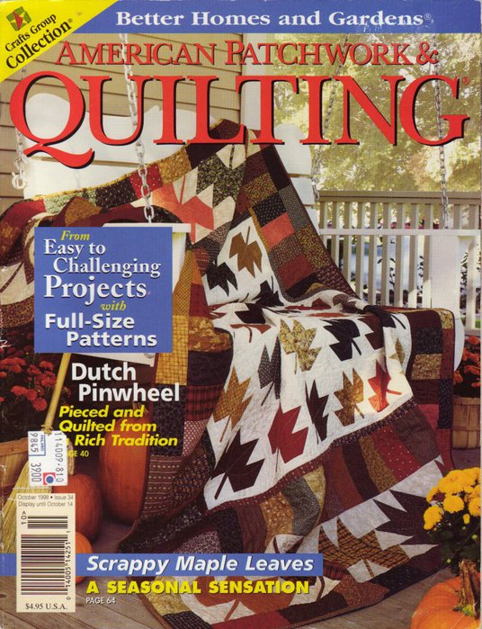 American patchwork and quilting no 34 (536x700, 126Kb)