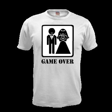 Майка game over, футболка богиня - Взамен ведь было, что слепые глазки...