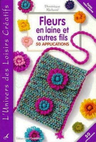 Fleurs en laine _ FC  (333x491, 90Kb)