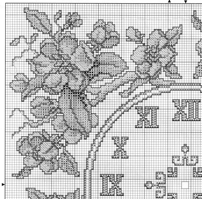 07 - Reloj Flores Rosas 02 (700x688, 254Kb)