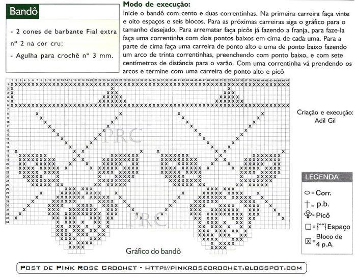 Bando Croche p Cortina - PRoseCrochet. (700x546, 96Kb)
