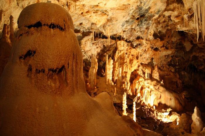 Медведь Пещера в селе Chiscau - Румыния - Bears' Cave, Chiscau, Romania, 65970