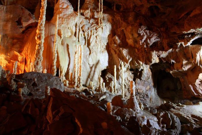 Медведь Пещера в селе Chiscau - Румыния - Bears' Cave, Chiscau, Romania, 31582