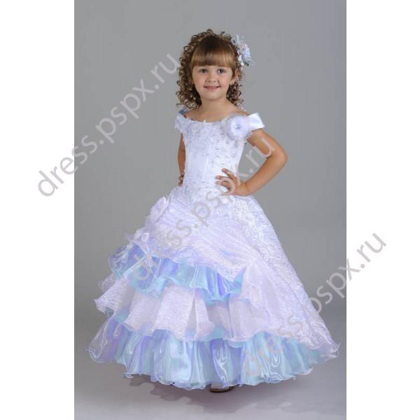 самые красивые детские платья