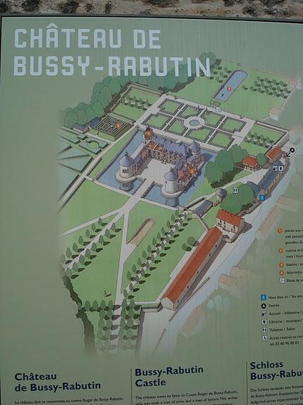 Замок Бюсси-Рабютен - Шато де Бюсси-ле-Гран 60985