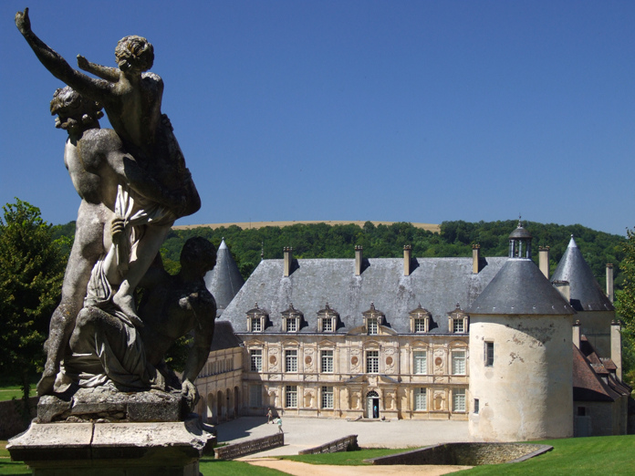 Замок Бюсси-Рабютен - Шато де Бюсси-ле-Гран 54702