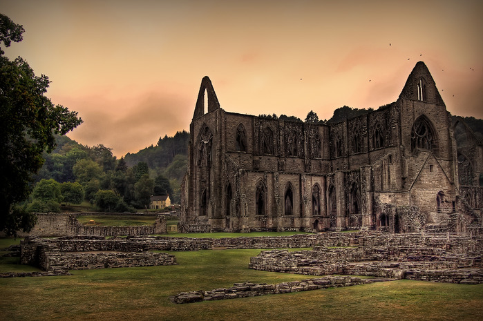 wordsworth tintern abbey thesis