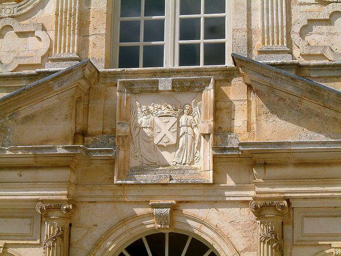 Замок Бюсси-Рабютен - Шато де Бюсси-ле-Гран 88305