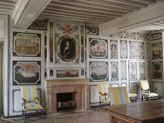 Замок Бюсси-Рабютен - Шато де Бюсси-ле-Гран 26003