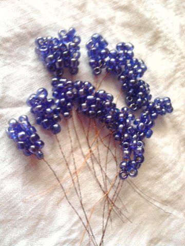Как набирать петли при вязании на спицах