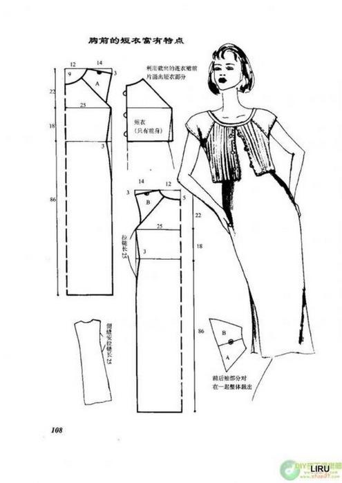 Пошив платья своими руками выкройки для начинающих