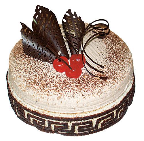 Рецепт и оформление тортов