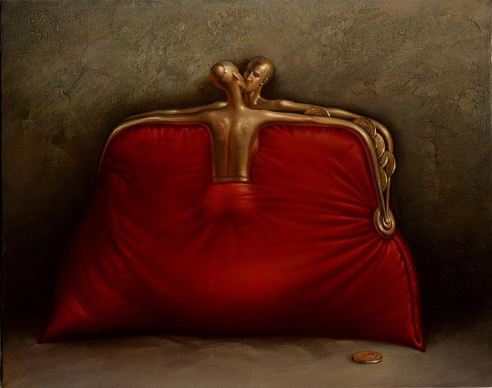 живопись современных художников: