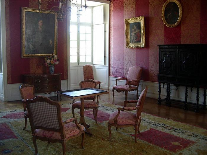 Замок Бюсси-Рабютен - Шато де Бюсси-ле-Гран 18619
