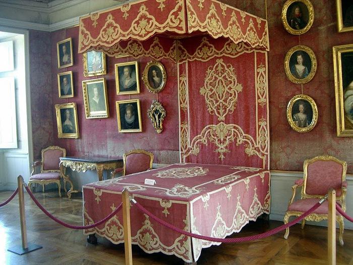 Замок Бюсси-Рабютен - Шато де Бюсси-ле-Гран 61327