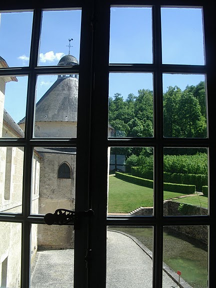 Замок Бюсси-Рабютен - Шато де Бюсси-ле-Гран 77678