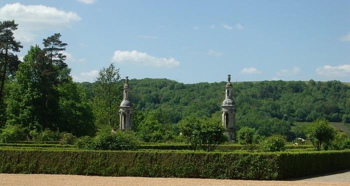 Замок Бюсси-Рабютен - Шато де Бюсси-ле-Гран 66456